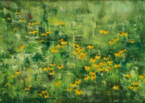 Sunflowers 20x30 (Sold) $975