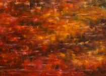Fall Reflections 24x48 $1,900