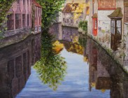 Brugges Reflection