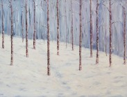 Winter Aspen 24x36 $1,200