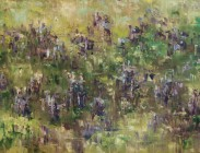 Penstemon in the Wind