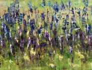 Penstemon in the Wind II