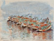 Thai Fishing Boats I