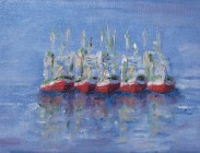 Thai Fishing Boats II