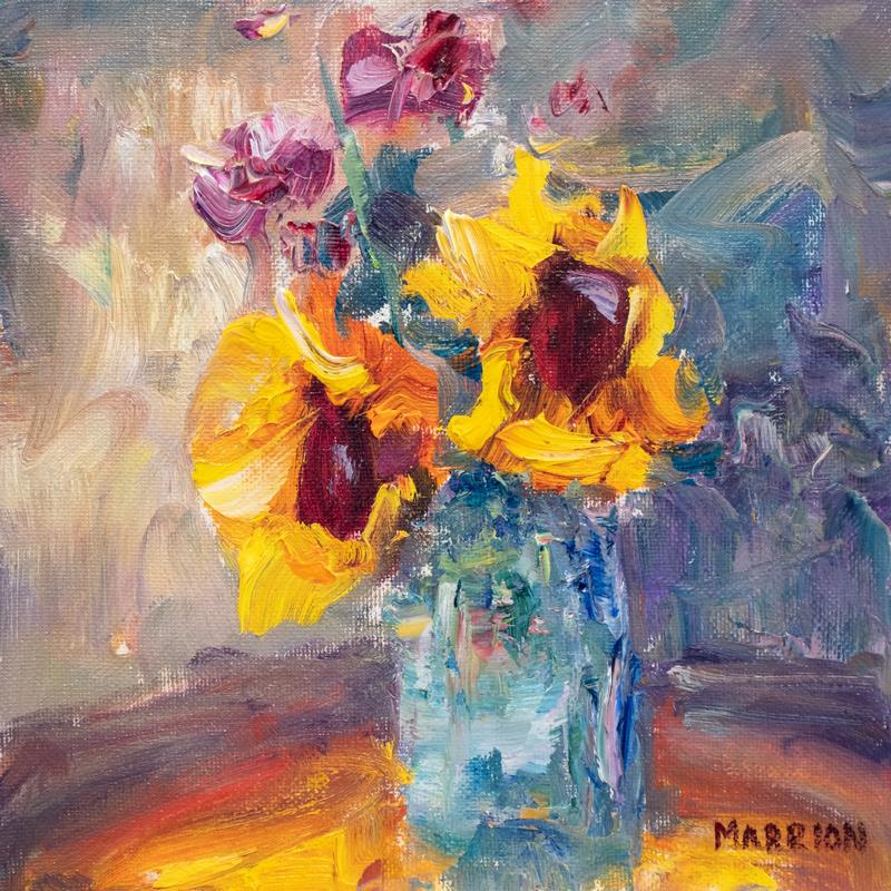 Susan Marrion Art   Fine Art oil paintings by Susan Marrion