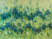 Penstemon Series 24x36 $1,600.