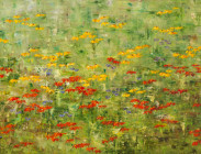 Wildflowers in the Wind Series