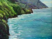 Napali Coast 12x9 $475