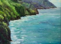 Napali Coast 12x9 $475.