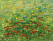 Wildflowers in the Wind IV
