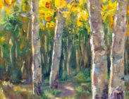 A Walk In The Woods 10x8 $395
