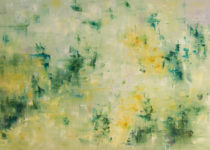 Spring Abstract 24 x 36 $1,700 (sold)