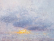 Ke e Beach Sunset II, Kauai 36x48 $2,400