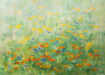 Wildflowers in the Wind 30x40 $1,900