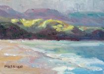 Hanalei Bay 5x7 $175