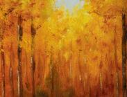 Fall Road 6x8 $295